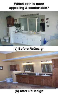 250x400 Before & After Design